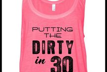 angie ' s dirty 30 / by angie mcfarland