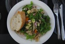 Ruoka ja salaatit