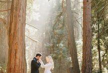 Svatební focení - inspirace