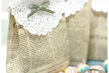 Doily package