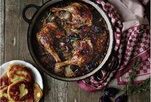 kuchařka - slano - maso