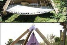 Кроватные качели