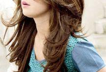 corte y color de cabello