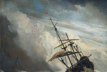 Willem van de Velde / Artist