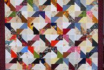 Split Rectangles Quilts