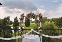 Outdoor Ceremonies-Bartlett Hills CC / Outdoor Ceremonies at Bartlett Hills