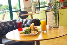 Cottingham Parks Cafe and Lounge / Whether it's a quick bite to eat after a game of golf, lunch with friends, or a meal from our varied menu, our café bar and lounge has something for everyone.