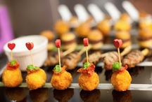 Winter Wedding Menu Ideas / A collection of our favourite dishes, perfect for the colder months