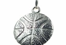 Sport and Games Charms / https://www.chain-me-up.com.au/sports-games-charms-for-bracelets-silver-gold.asp
