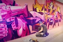 Graffiti making of videos