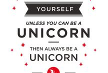It's all about unicorns