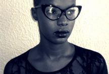 Short hair dont care fashion / by Kay C