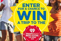 Taste The Music Sweepstakes / How would you like to go see your favorite artists live in concert? Visit www.TasteTheMusic.com for your chance to win a trip to the 2016 iHeartRADIOMusic Festival in Las Vegas. / by Nabisco