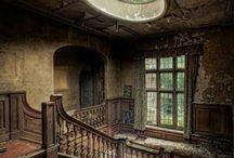 Nádherná opuštěná sídla - Beautiful deserted place