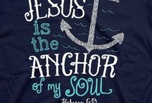 My Love is an Anchor / Anchor stuff