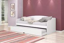 Bicama / Várias opções de camas para o quarto da Flora