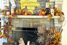 Fall Decorating / by Beth Frank