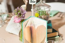 Wedding table centrepiece ideas / Centrepiece ideas for your tables at your wedding