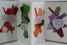 elementary art - book arts and bookmaking / by Laine Van