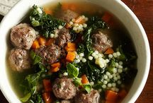 Slow cooking soups and stews