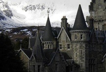 Architecture / Castles, Cathedrals & The Strange