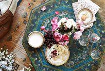 Cafe Table ideas.