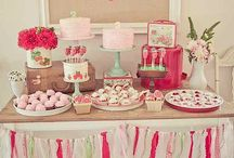 PARTY - Strawberry Party Ideas