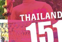 Thailand 151 / Thailand 151 - Portrait des farbenfrohen Königreichs in 151 Momentaufnahmen