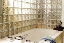 GlassBlock wall Ideas