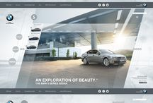 website design - automotive