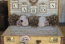 Wedding cards box idea