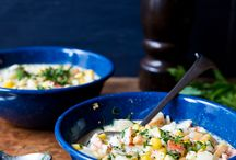 Get in My Belly: Seafood Recipes / by Margeaux