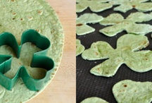 St. Patrick's Day Party Ideas / St. Patrick's Day recipes and party ideas for St. Patrick's celebrations for both adults and kids alike.