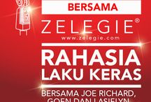 WATCH AND SEE.....ZELEGIE AT JAK TV, 15.30-16.30, TGL 24 MARET 2016..... / INVITATION