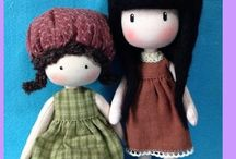 New cloth dolls