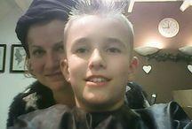 mijn zoon en ik