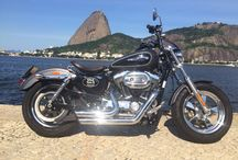 Motos / Minha Harley