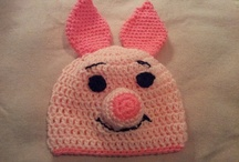 Crochet Hats / by Patsy Yager