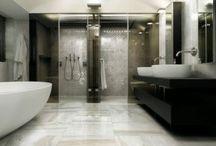 Badkamer Inspiratie / Inspiratie van prachtige badkamers!!  Interesse in 1 van deze prachtige badkamers?  Kom langs voor een vrijblijvend advies