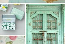 Mint & Gold / by A Savvy Event