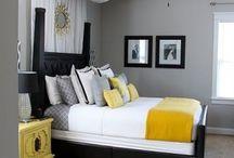 Master Bedroom Ideas / by Michelle L. Castillo
