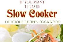 Slow cooker / by Chani Birnbaum
