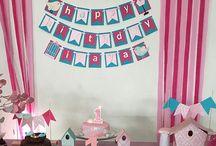 Bird Themed Party Inspiration