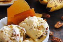 Desserts: Cold Stuff / Desserts such as ice cream, freezer pops, and other frozen desserts.