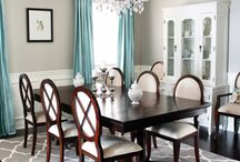 Our House - Dining Room / by Edith Levandoski