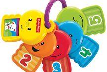 Bebek Oyuncakları / Bebeğiniz için bi dolu oyuncak...