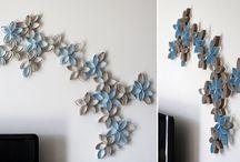 muur decoratie