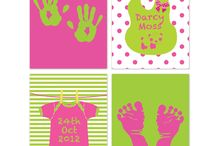 Stasia's Personalised Prints / The perfect gift for your newborn or a loved one. / by Stasia England