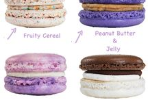 Oh La la French Macarons / French Macarons / by Molly Cline