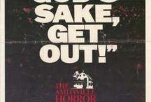 Vintage Horror Ads